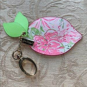 Lilly Pulitzer Other - NWT Lilly Pulitzer Lemon Bag Charm/Keychain